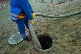 cesspit cleaning