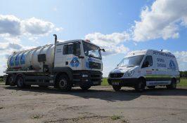 aa turner tankers vehicle fleet